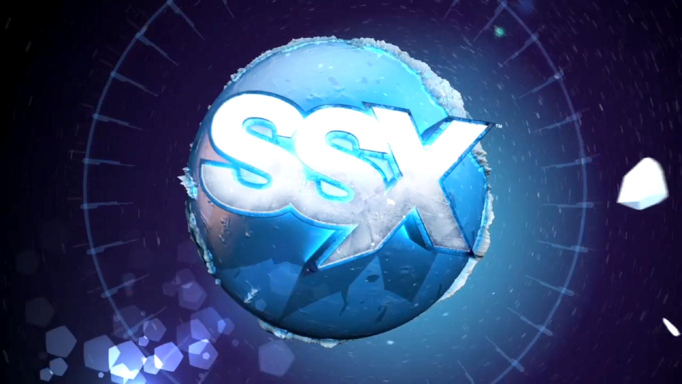 EA GAMES – SSX