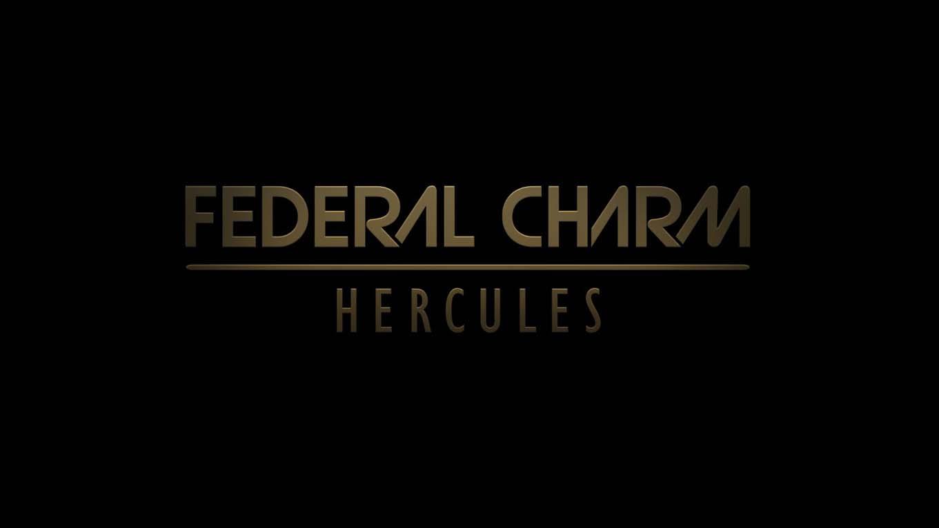 FEDERAL CHARM – HERCULES